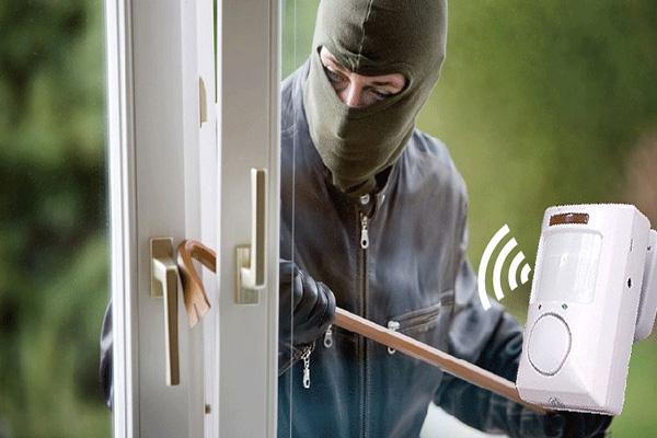 hệ thống báo động chống trộm