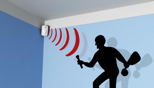 hệ thống báo động cảm biến