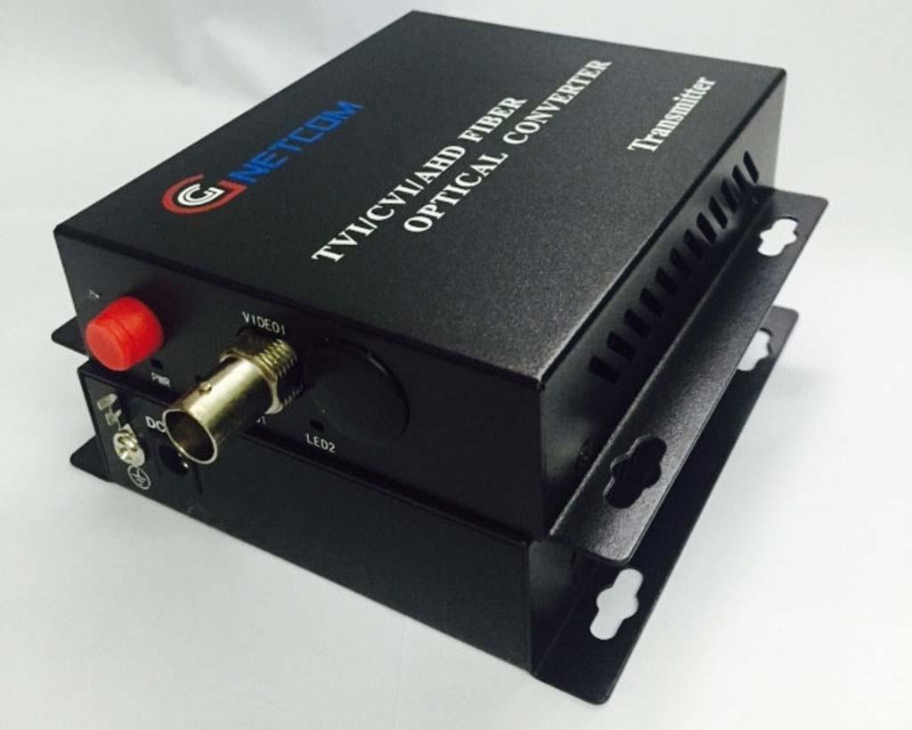 Bộ chuyển quang video 1 kênh HL-1V-20TR 720