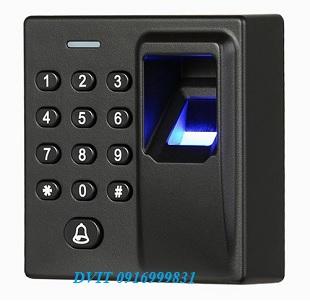 Máy nhận dạng vân tay, thẻ GDS-X6