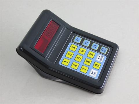 điều khiển gọi số tại quầy